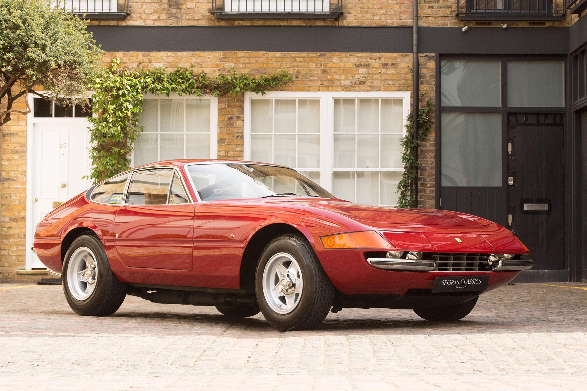 1972 Ferrari Daytona 365 GTB/4