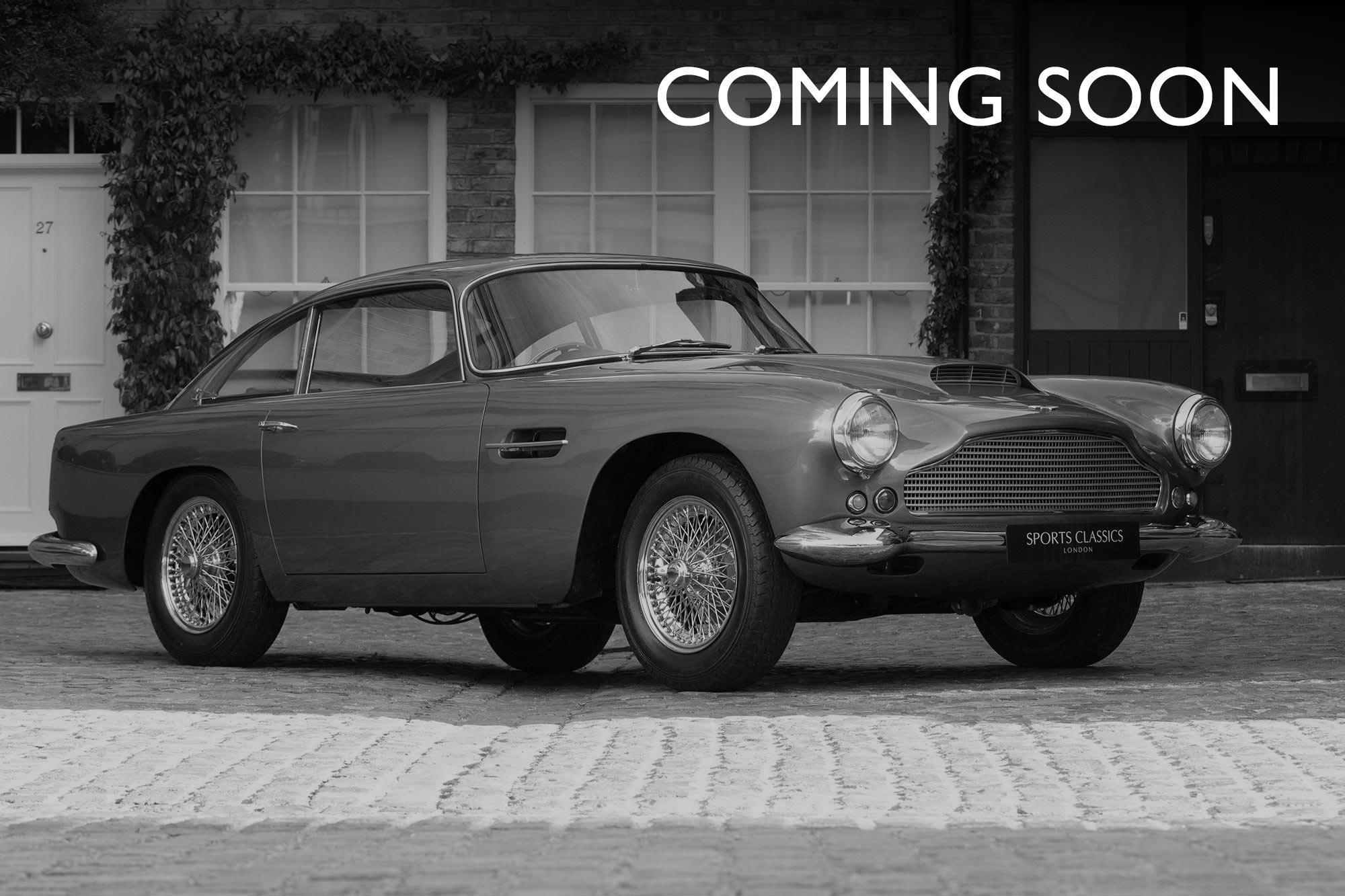 1959 Aston Martin DB4 Series 1