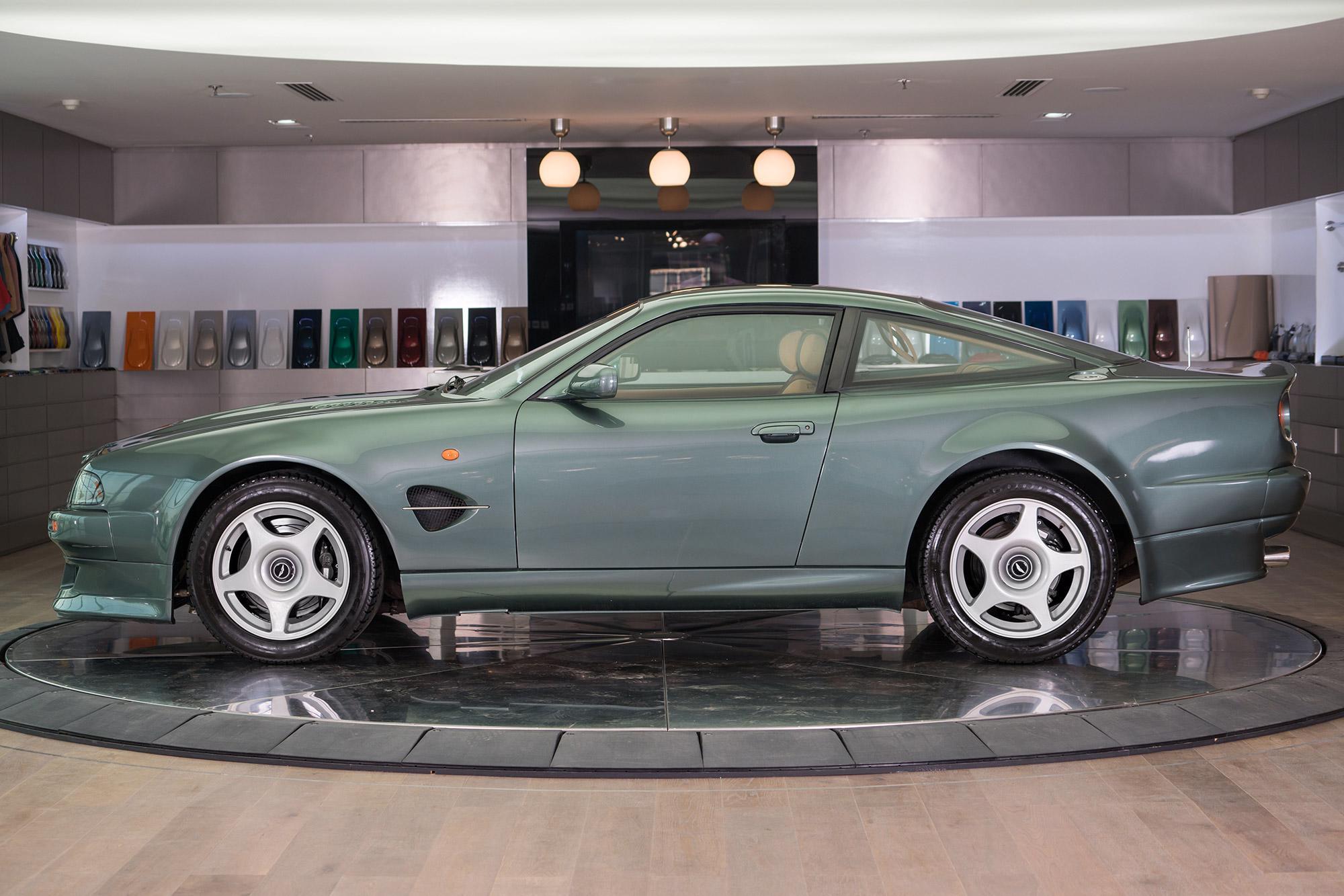1999 Aston Martin  V600 Vantage Le Mans